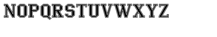 Life After College Wider Font UPPERCASE