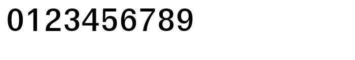 Linear Medium Narrow Font OTHER CHARS