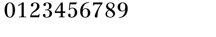 Linotype Centennial 55 Roman Font OTHER CHARS