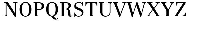 Linotype Centennial 55 Roman Font UPPERCASE