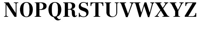 Linotype Centennial 75 Bold Font UPPERCASE