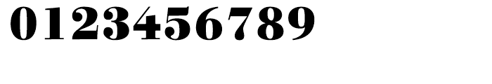 Linotype Gianotten Black Font OTHER CHARS
