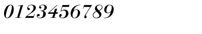 Linotype Gianotten Medium Italic Font OTHER CHARS