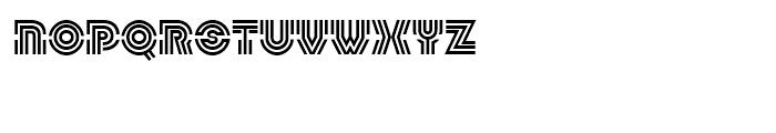Linotype Labyrinth Regular Font LOWERCASE