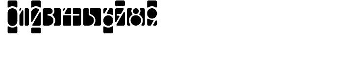 Linotype Mindline Inside Font OTHER CHARS