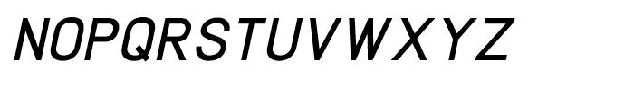 Lintel Bold Italic Font UPPERCASE