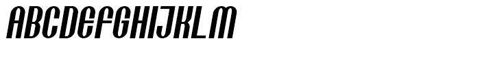 Lithia Bold Italic Font UPPERCASE