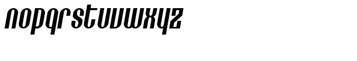 Lithia Bold Italic Font LOWERCASE