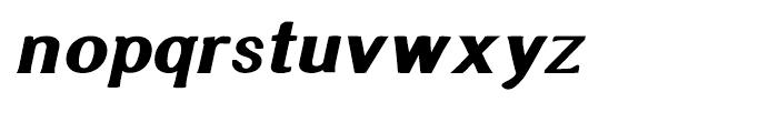 Littler Serifada Italic Font LOWERCASE