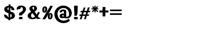 Littler Serifada Regular Font OTHER CHARS