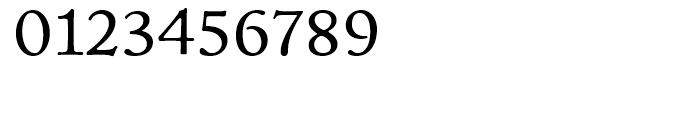 Livory Regular Font OTHER CHARS