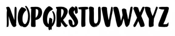 LiebeDoris Bold Font UPPERCASE
