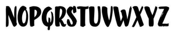 LiebeDoris Bold Font LOWERCASE