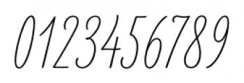 LiebeKlara Regular Font OTHER CHARS