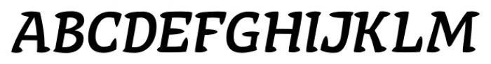 Limonada Italic Font UPPERCASE