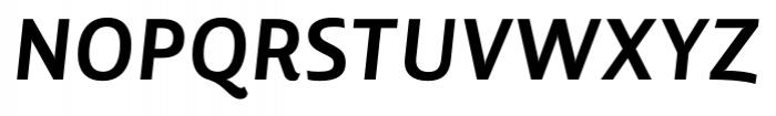 Lisboa Bold Italic Font UPPERCASE