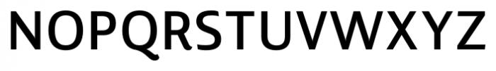 Lisboa Medium Font UPPERCASE