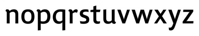Lisboa Medium Font LOWERCASE