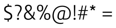 Lisboa Sans Book Font OTHER CHARS