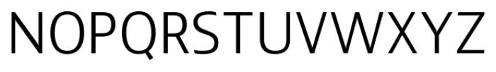Lisboa Sans Book Font UPPERCASE