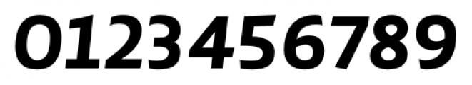 Lisboa Sans Extra Bold Italic Font OTHER CHARS