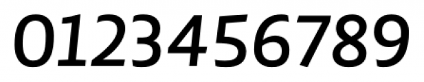 Lisboa Sans Medium Italic Font OTHER CHARS