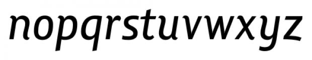 Lisboa Swash Italic Font LOWERCASE