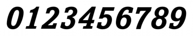 Livingston Bold Italic Font OTHER CHARS