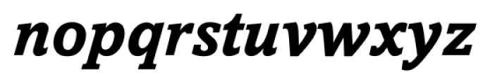 Livingston Bold Italic Font LOWERCASE