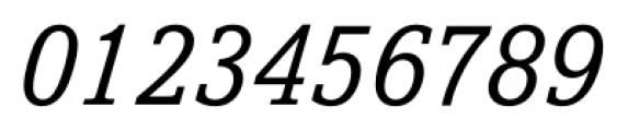 Livingston Italic Font OTHER CHARS