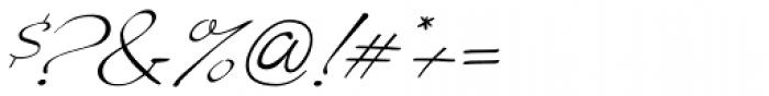 Liana Font OTHER CHARS