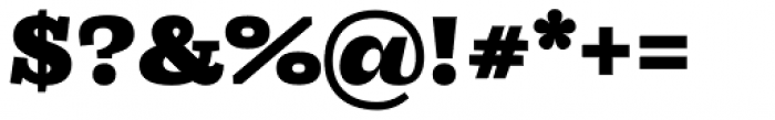 Liberteen Black Font OTHER CHARS