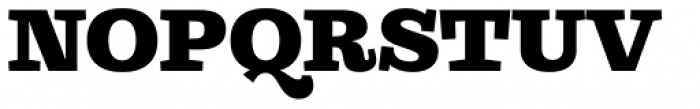 Liberteen Black Font UPPERCASE