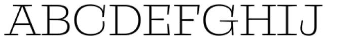 Liberteen Light Font UPPERCASE