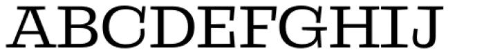 Liberteen Font UPPERCASE