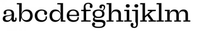 Liberteen Font LOWERCASE