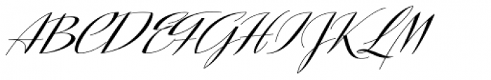 Libertine I Font UPPERCASE