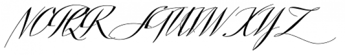 Libertine III Font UPPERCASE