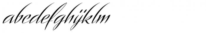 Libertine III Font LOWERCASE