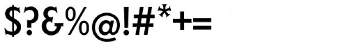 Liberty EF Font OTHER CHARS