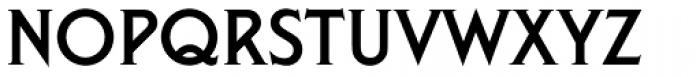 Liberty EF Font UPPERCASE