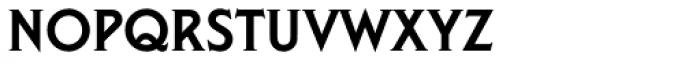 Liberty SC D Font LOWERCASE