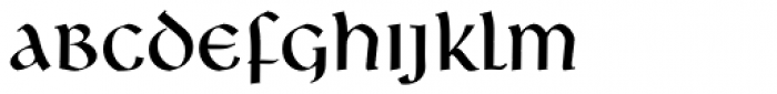Libra Font UPPERCASE