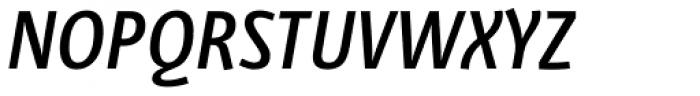 Libre Pro SemiBold Italic Font UPPERCASE
