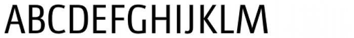 Libre Pro Font UPPERCASE