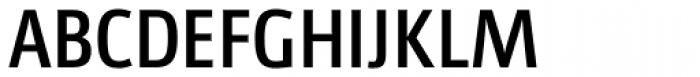 Libre SemiBold Font UPPERCASE