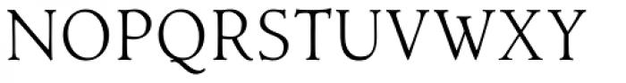 Librum E Book Font UPPERCASE