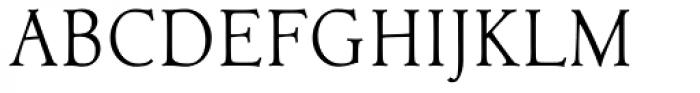 Librum E Small Caps Font UPPERCASE