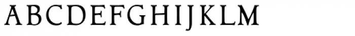 Librum E Small Caps Font LOWERCASE