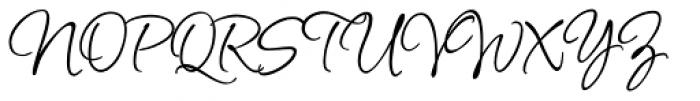 Licorice ROB Font UPPERCASE